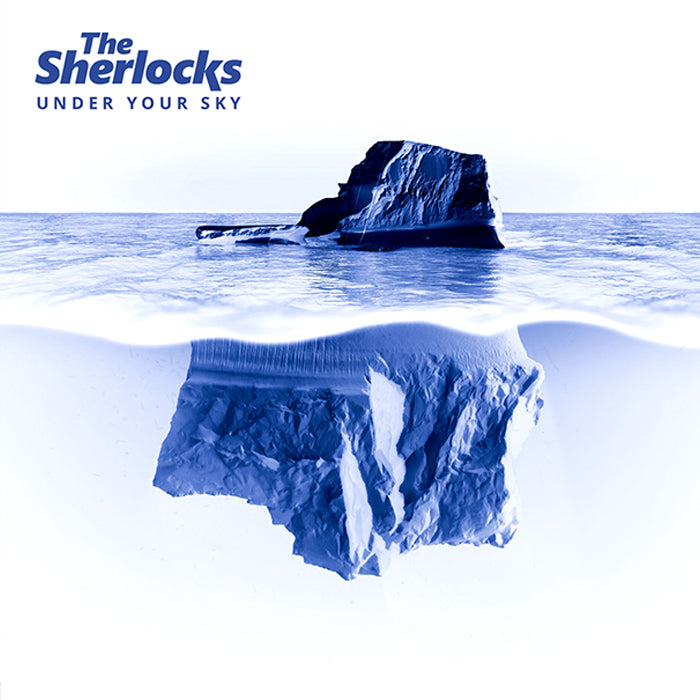 The Sherlocks - Under Your Sky Limited Edition Blue Colour Vinyl Record Album, Vinyl, X-Records