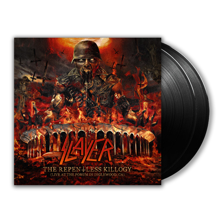 Slayer - The Repentless Killogy (Live At the Forum in Inglewood, CA) 2LP Vinyl Record Album