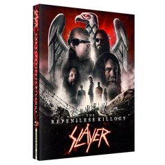 Slayer - The Repentless Killogy Blu-ray Amaray in Ocard Feature Film