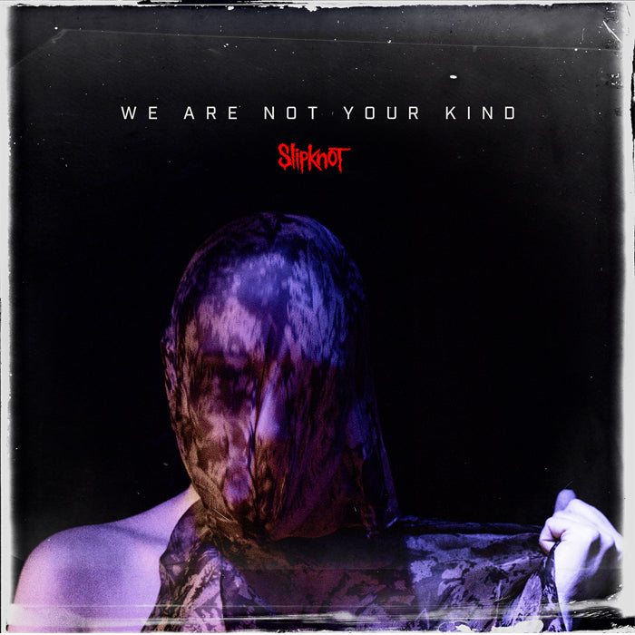 Slipknot - We Are Not Your Kind 2LP Limited Red Colour Vinyl Record Album, Pre-order, X-Records