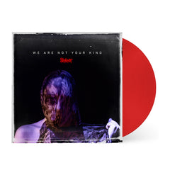 Slipknot - We Are Not Your Kind 2LP Limited Red Colour Vinyl Record Album, Vinyl, X-Records