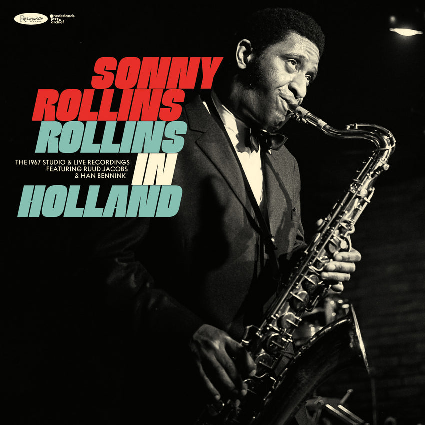 Sonny Rollins - Rollins In Holland: The 1967 Studio & Live Recordings (RSD 2020 Black Friday) 3LP Vinyl Record Album