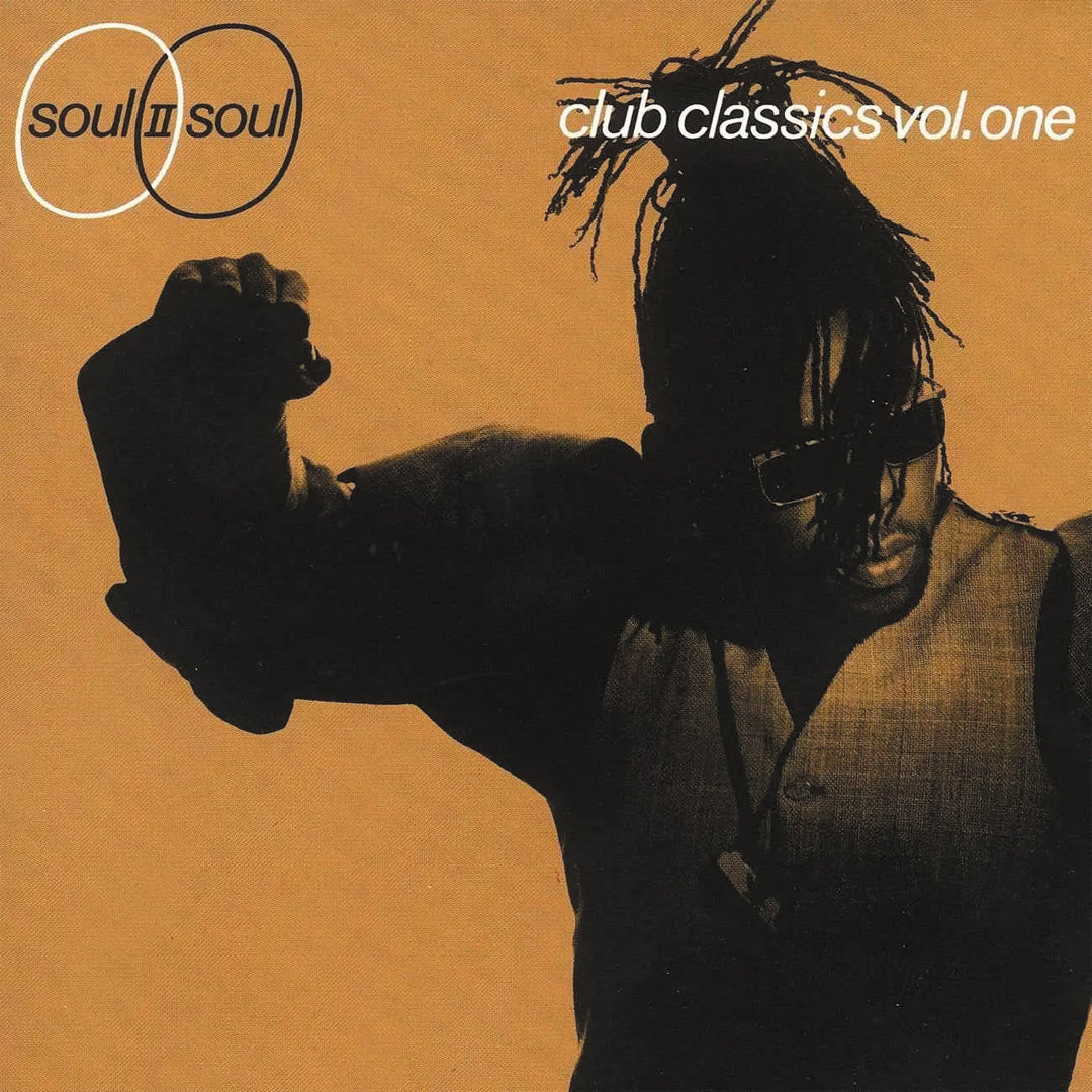 Soul II Soul - Club Classics Vol 1 (National Album Day) Gold/Black Colour Vinyl Record Album