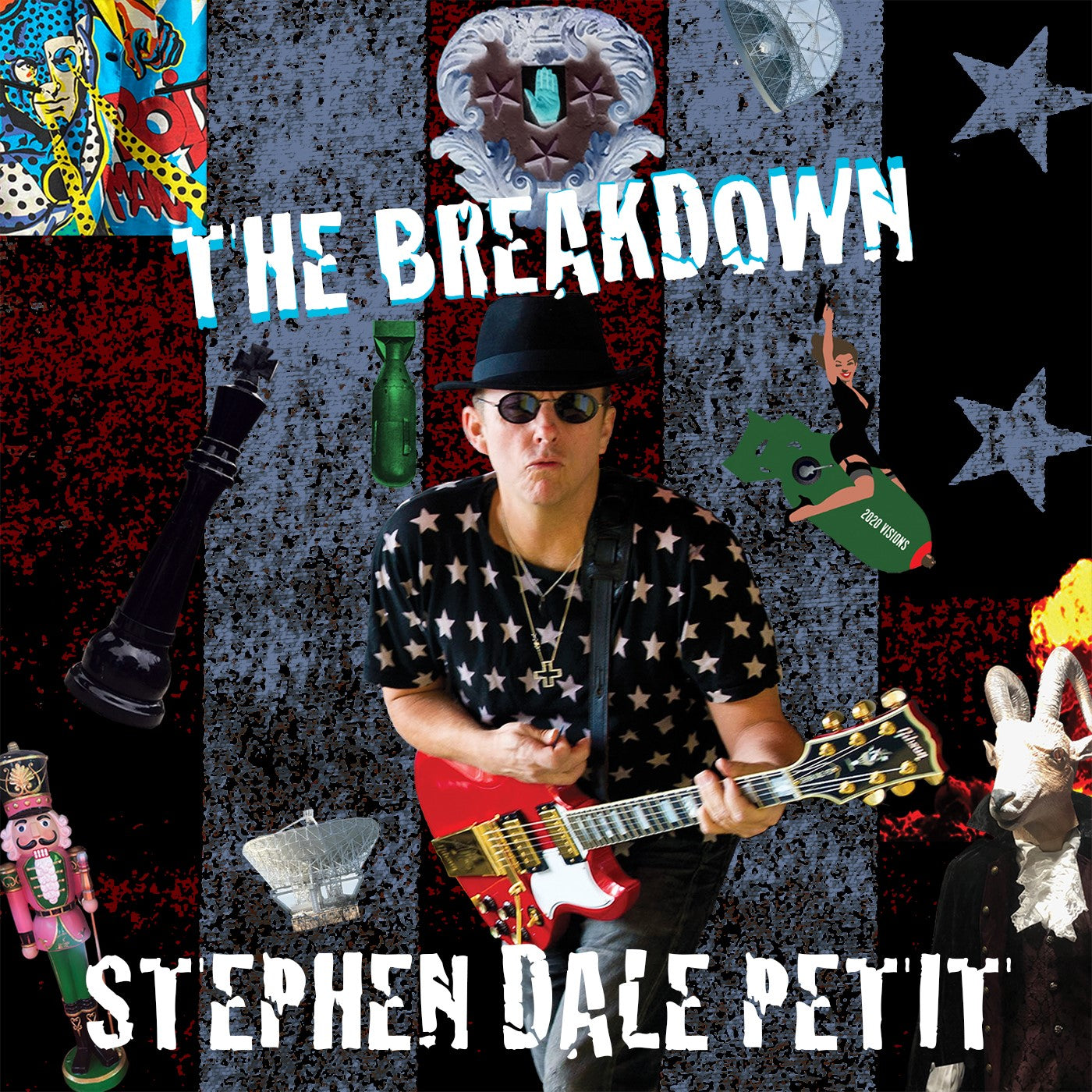"Stephen Dale Petit - The Breakdown (RSD 2020 Drop Two) 10"" Vinyl Record EP"