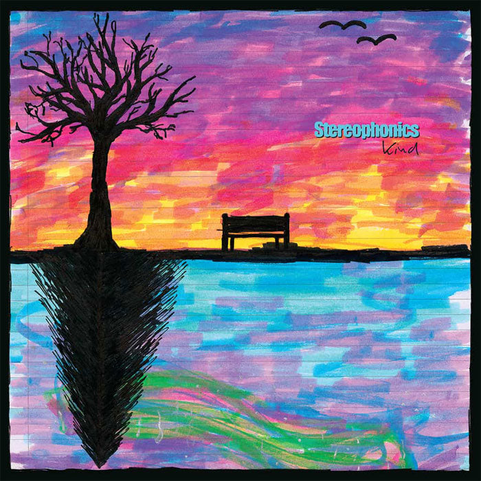 Stereophonics	- Kind Limited Edition Pink Colour Vinyl Record Album, Vinyl, X-Records