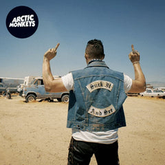 "Arctic Monkeys - Suck It and See 7"" Vinyl Record 2019 Reissue, Vinyl, X-Records"