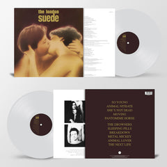 The London Suede - The London Suede (RSD 2020 Drop Three) 180g Clear Colour Vinyl Record Album