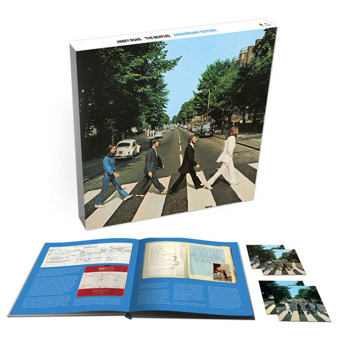 The Beatles - Abbey Road (50th Anniversary) Super Deluxe 4CD Album, CD, X-Records