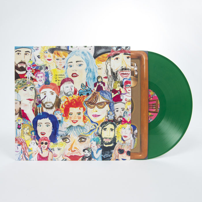 Tacocat ‎– This Mess Is a Place Loser Edition Colour Vinyl Record Album, Vinyl, X-Records