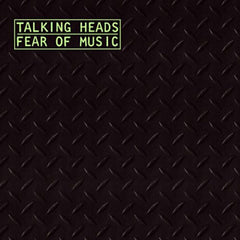 Talking Heads	- Fear of Music (Rocktober) 140g Silver/Grey Colour Vinyl Record Album