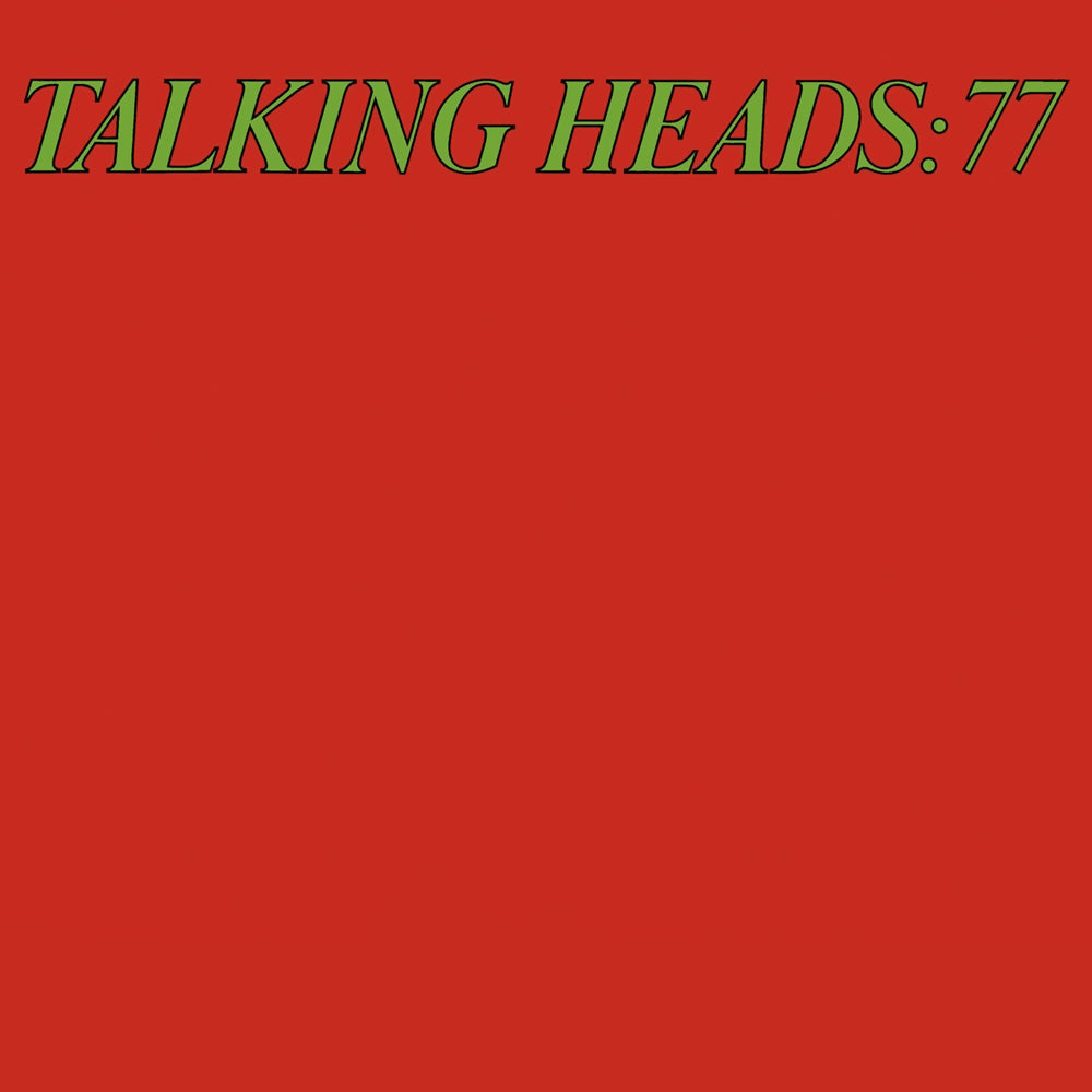 Talking Heads	- 77 (Rocktober) 140g Translucent Green Colour Vinyl Record Album