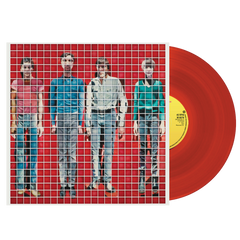 Talking Heads	- More Songs About Building and Food	(Rocktober) 140g Translucent Red Colour Vinyl Record Album