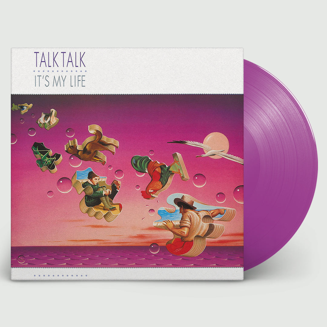 Talk Talk - It's My Life (National Album Day) 180g Purple Colour Vinyl Record Album
