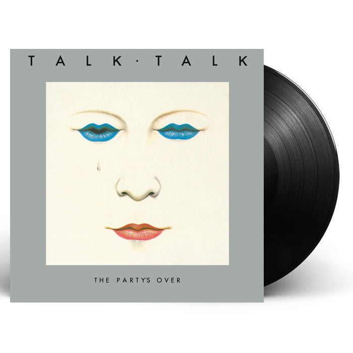 Talk Talk ‎– The Party's Over Vinyl Record Album, Vinyl, X-Records