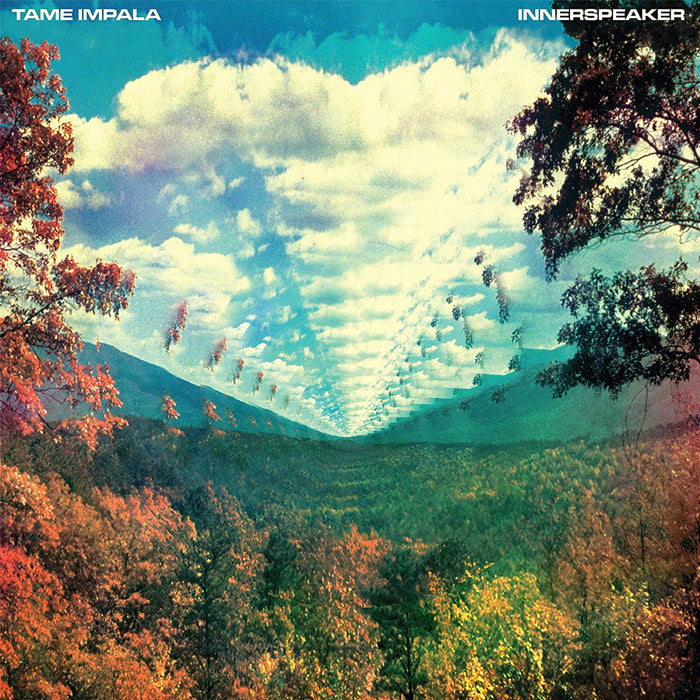 Tame Impala ‎– Innerspeaker 2LP Vinyl Record Album, Vinyl, X-Records