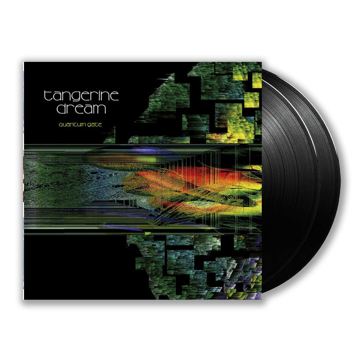 Tangerine Dream ‎– Quantum Gate 2LP 180g Vinyl Record Album