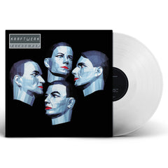 Kraftwerk - Techno Pop Limited Edition Clear Colour Vinyl Record Album