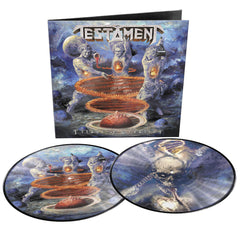 Testament - Titans Of Creation Picture Disc 2LP Vinyl Record Album