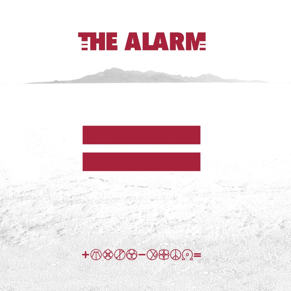 The Alarm - Equals Vinyl Record Album