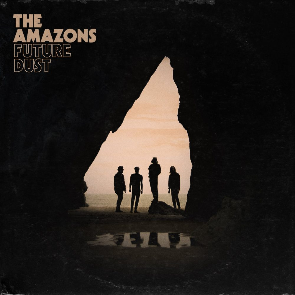 The Amazons - Future Dust Deluxe Edition Vinyl Record Album