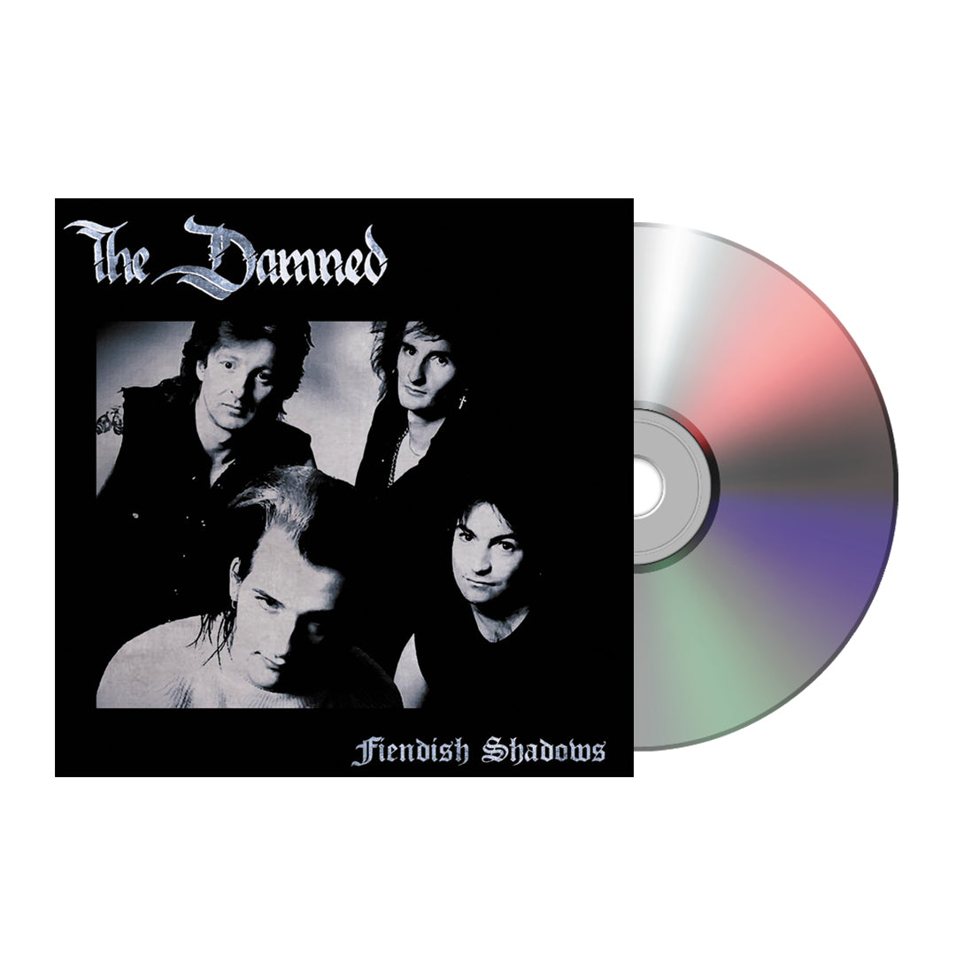 The Damned - Fiendish Shadows Digipak CD Album