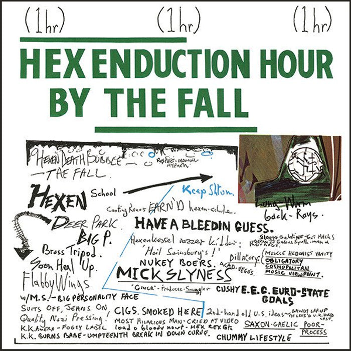 "The Fall - Hex Enduction Hour Limited Edition Splatter Colour 3LP Vinyl Record Album + 7"", Pre-order, X-Records"