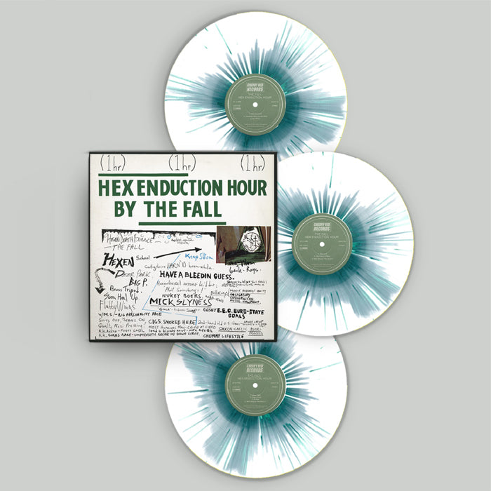 "The Fall - Hex Enduction Hour Limited Edition Splatter Colour 3LP Vinyl Record Album + 7"", Vinyl, X-Records"