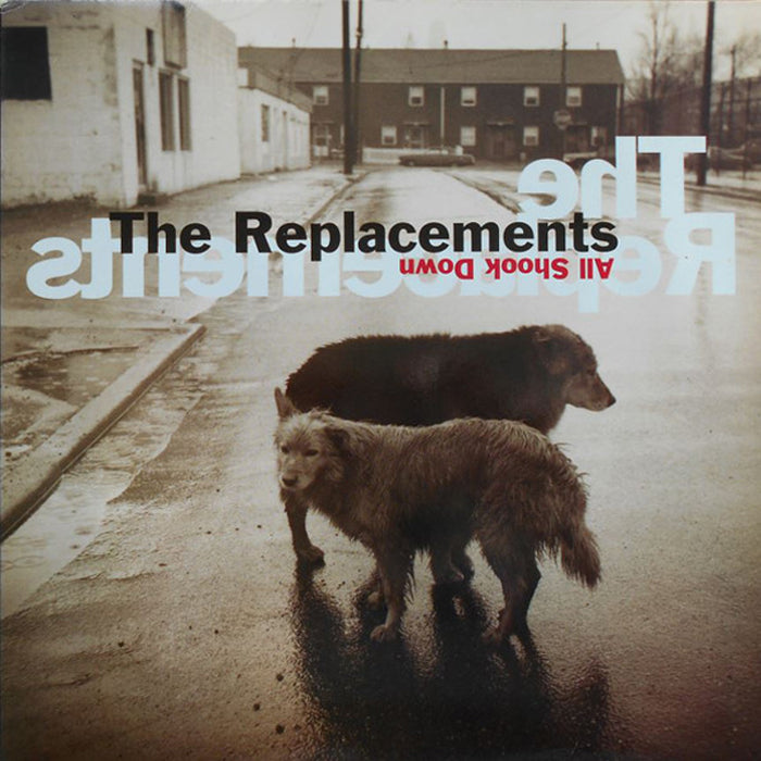 The Replacements - All Shook Down (Rocktober) Red Colour Vinyl Record Album, Vinyl, X-Records