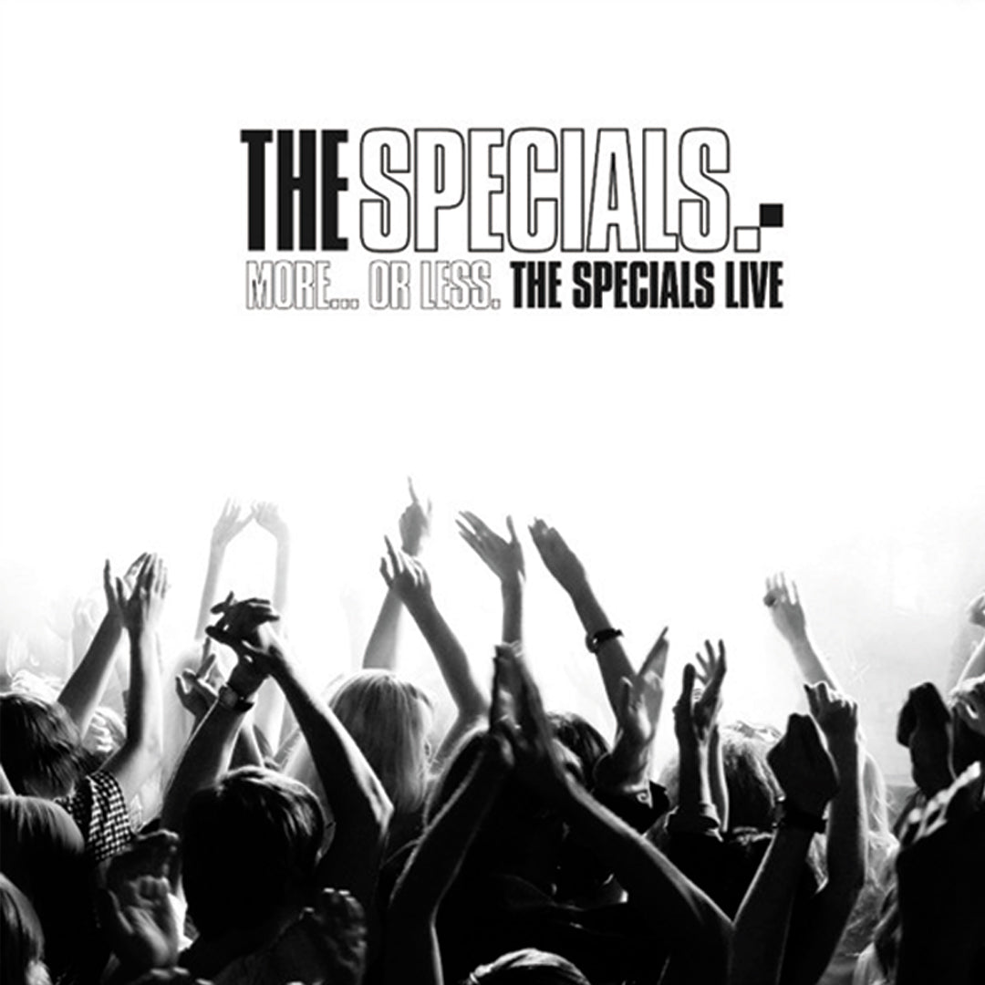 The Specials ‎– More... Or Less. Live 2LP Vinyl Record Album