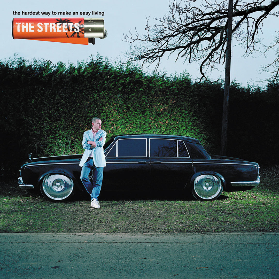 The Streets ‎– The Hardest Way To Make An Easy Living 180g 2LP Vinyl Record Album