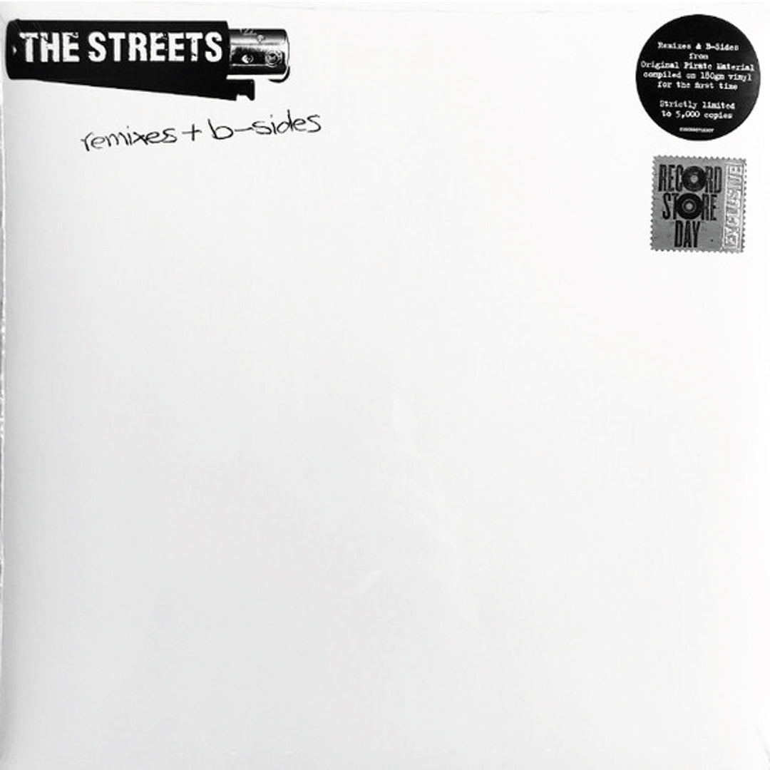 The Streets - Remixes & B-sides RSD 2019 2LP 180g Vinyl Record Album