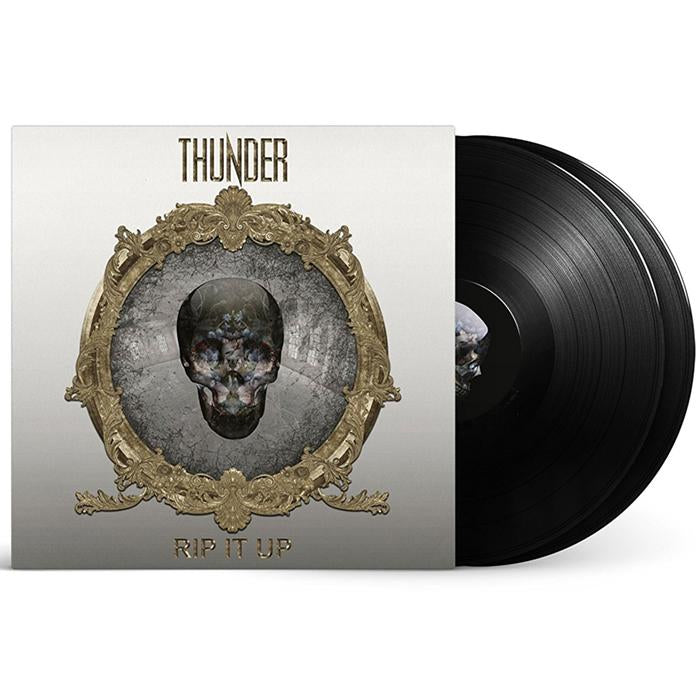 Thunder – Rip It Up 2LP Vinyl Record Album, Vinyl, X-Records