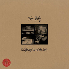 Tom Petty - Wildflowers & All The Rest 3LP Vinyl Record Album