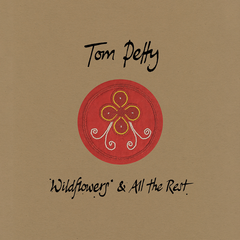 Tom Petty - Wildflowers & All The Rest Deluxe Edition 4CD Album