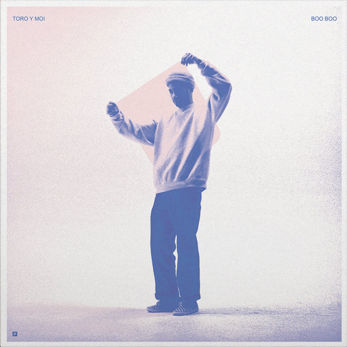 Toro Y Moi ‎– Boo Boo Blue/White Marbled Colour 2LP Vinyl Record Album, Vinyl, X-Records