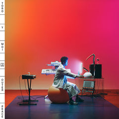 Toro Y Moi ‎– Outer Peace Limited Edition Clear Vinyl Record Album, Vinyl, X-Records