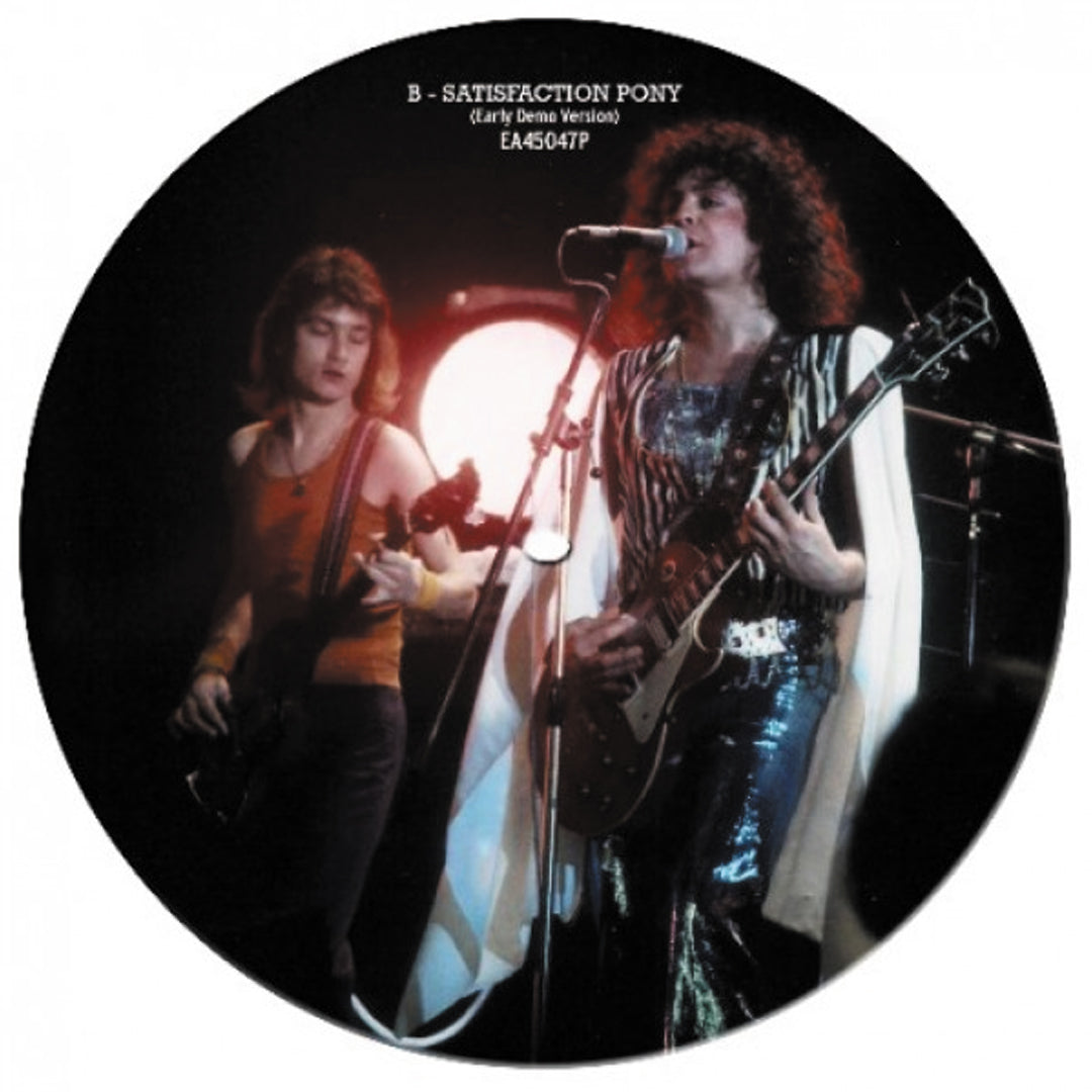 "T.Rex - Truck On (Tyke) Alternative Version Limited Edition 7"" Picture Disc Vinyl Record"
