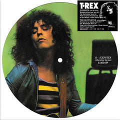 "T. Rex - Jeepster (Alternative Version) 7"" Picture Disc Vinyl Record"
