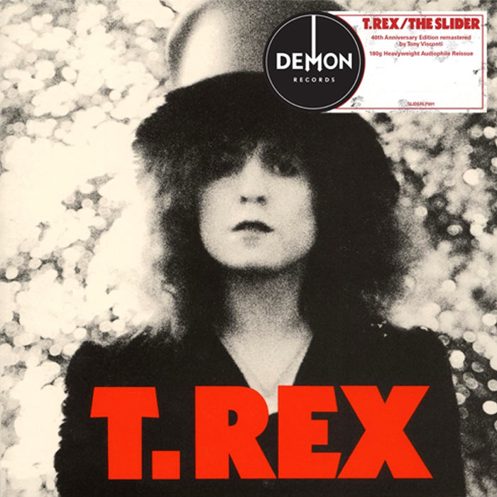 T. Rex ‎– The Slider 180g Audiophile Vinyl Record Album, Vinyl, X-Records