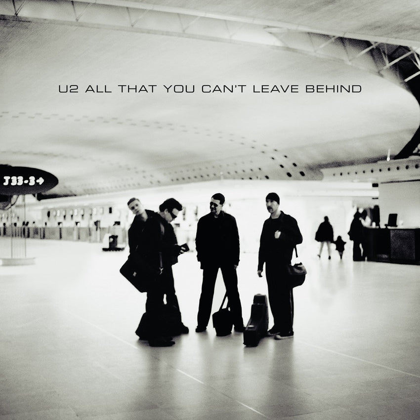 U2 - All That You Can't Leave Behind - 20th Anniversary 2LP 180g Vinyl Record Album