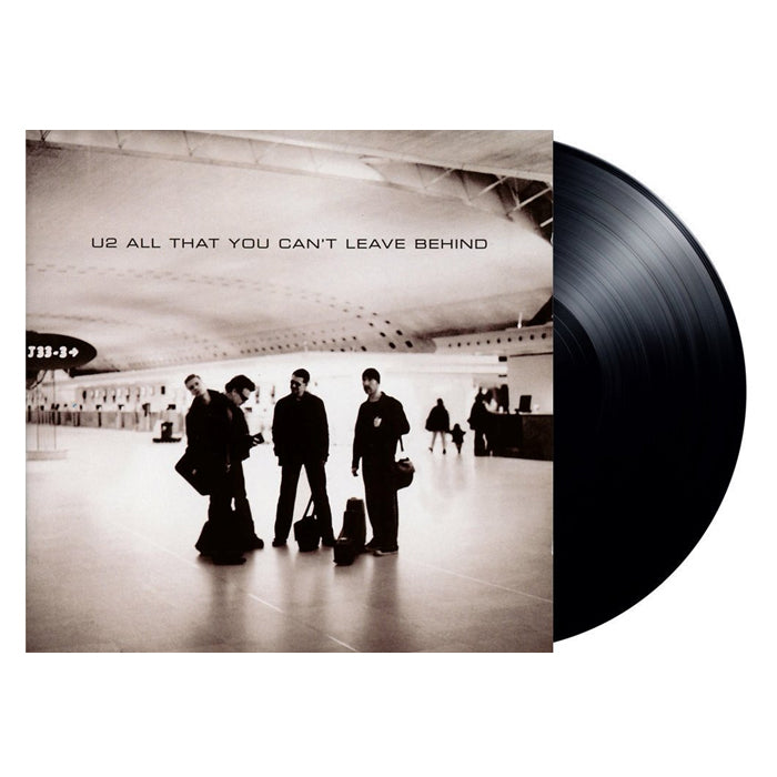 U2 ‎– All That You Can't Leave Behind 180g Vinyl Record Album, Vinyl, X-Records