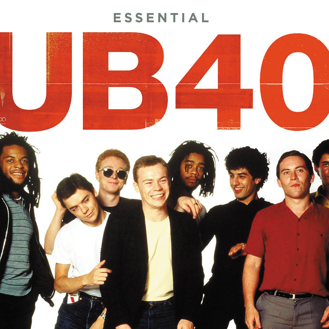 UB40 - The Essential UB40 (National Album Day) 3xCD Album
