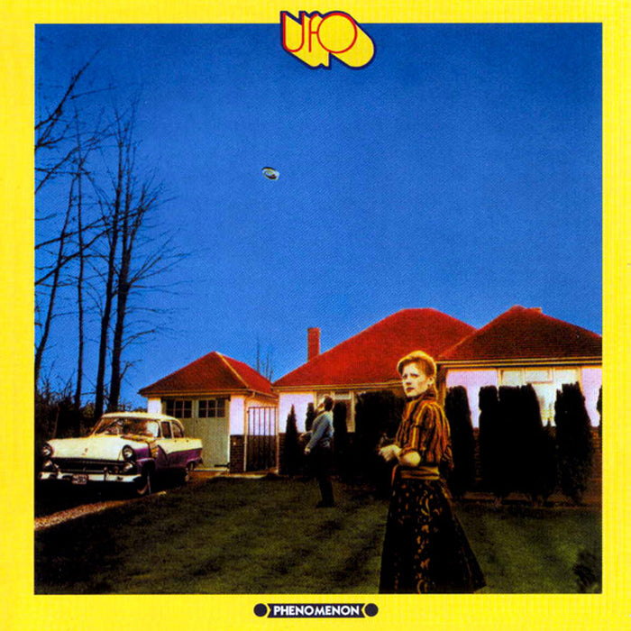 UFO	- Phenomenon (Deluxe Edition) 2LP Vinyl Record Album, Vinyl, X-Records