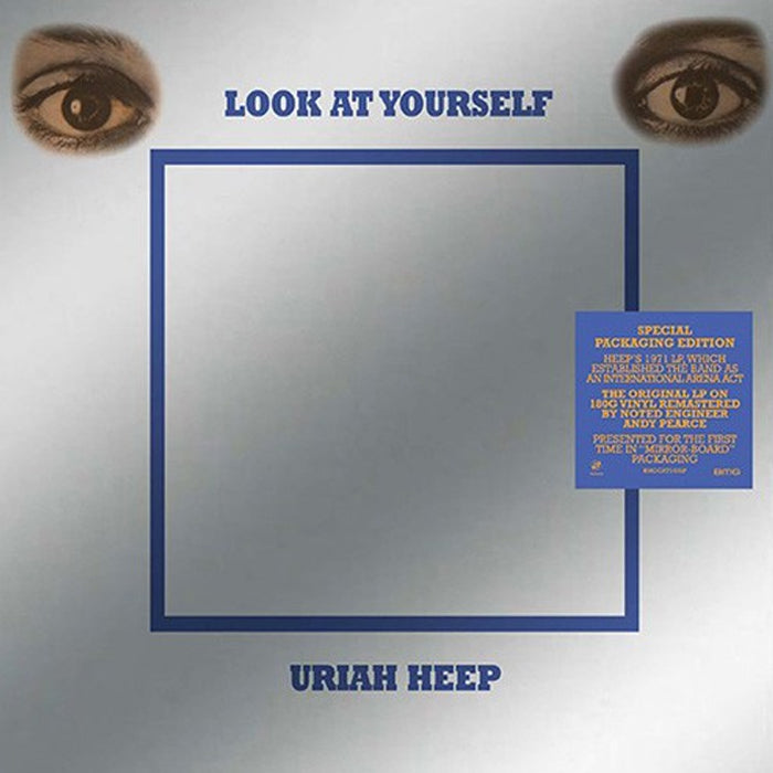 Uriah Heep ‎– Look At Yourself RSD 180g Vinyl Record Album, Vinyl, X-Records