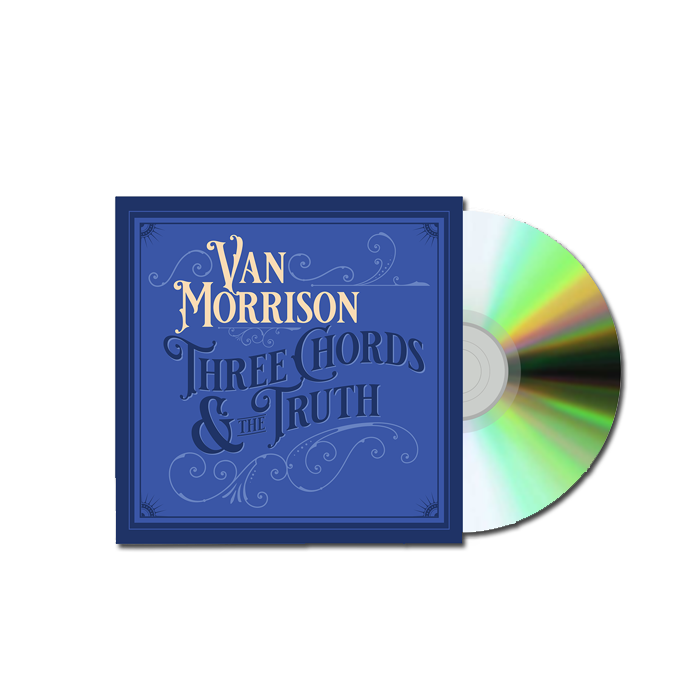 Van Morrison - Three Chords & The Truth CD Album, CD, X-Records