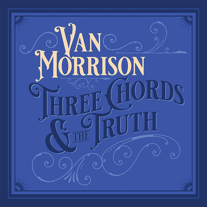 Van Morrison - Three Chords & The Truth 2LP Silver Colour Vinyl Record Album, Vinyl, X-Records