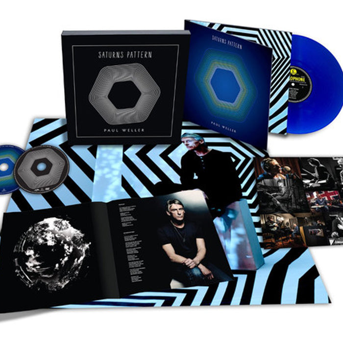 Paul Weller ‎– Saturns Pattern Limited Edition 180g Colour Vinyl Boxset, Vinyl, X-Records