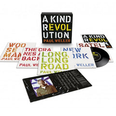 "Paul Weller ‎– A Kind Revolution Deluxe Edtion 10"" Vinyl Boxset, Vinyl, X-Records"