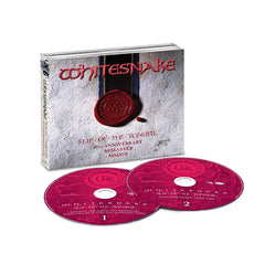 Whitesnake - Slip Of The Tongue (30th Anniversary Edition) 2CD Album, CD, X-Records