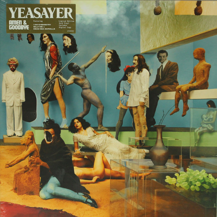 Yeasayer ‎– Amen & Goodbye Limited Edition Colour Vinyl Record